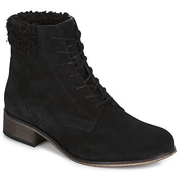 Chaussures Femme Boots André GODILLETTE Noir