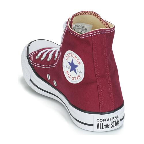 Converse CHUCK TAYLOR ALL STAR SEASONAL HI Bordeaux