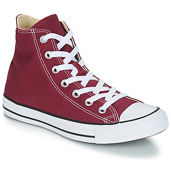 Basket montante Converse CHUCK TAYLOR ALL STAR SEASONAL  HI Bordeaux