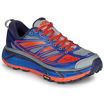 Chaussures Homme Running / trail Hoka one one Mafate Speed 2 Bleu