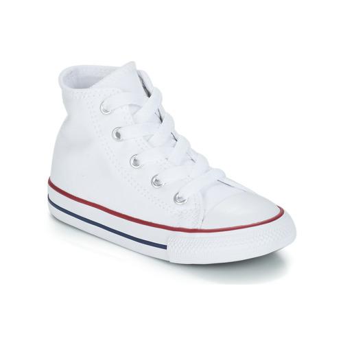 Chaussures Enfant Baskets montantes Converse CHUCK TAYLOR ALL STAR CORE HI Blanc