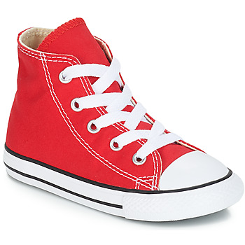 Chaussures Enfant Baskets montantes Converse CHUCK TAYLOR ALL STAR CORE HI Rouge