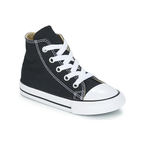 Chaussures Enfant Baskets montantes Converse CHUCK TAYLOR ALL STAR CORE HI Noir
