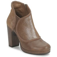 Chaussures Femme Low boots Esska TILLY Marron / Pailleté