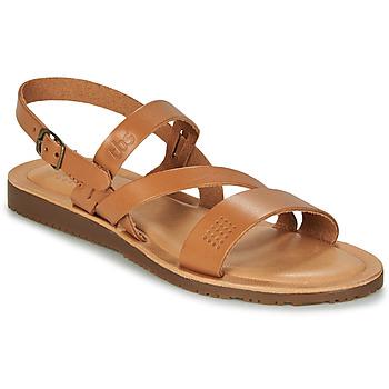 Chaussures Femme Sandales et Nu-pieds TBS BEATTYS Cognac