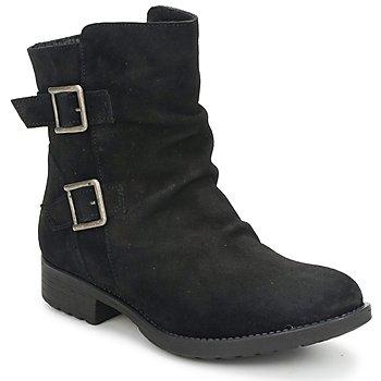 Chaussures Femme Boots Casual Attitude RIJONES Noir