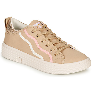 Chaussures Femme Baskets basses Palladium TEMPO 02 CVS Beige