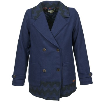 Vêtements Femme Manteaux Roxy MOONLIGHT JACKET Marine / Noir