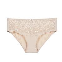Sous-vêtements Femme Culottes & slips PLAYTEX FLOWER ELEGANCE Beige