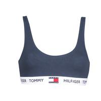 Sous-vêtements Femme Brassières Tommy Hilfiger ORGANIC COTTON Marine