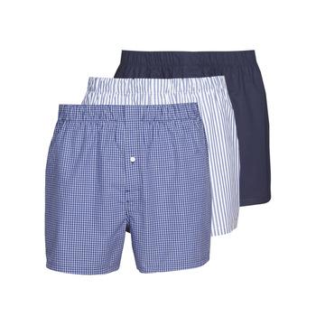 Sous-vêtements Homme Boxers Lacoste 7H3394-8X0 Blanc / Bleu