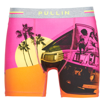 Sous-vêtements Homme Boxers Pullin FASHION COTON Multicolore