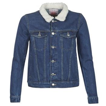 Vêtements Femme Vestes en jean Moony Mood LOTITO Bleu medium