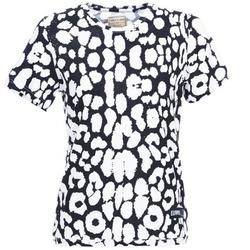 Vêtements Femme T-shirts manches courtes Eleven Paris BIRINA Noir