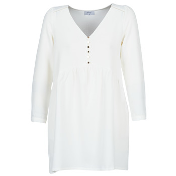 Vêtements Femme Robes courtes Betty London LADY Blanc
