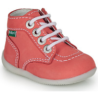 Chaussures Fille Boots Kickers BONZIP-3 Rouge