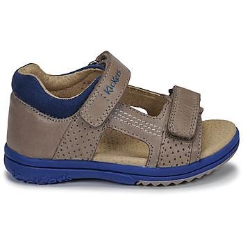 Sandales enfant Kickers PLAZABI