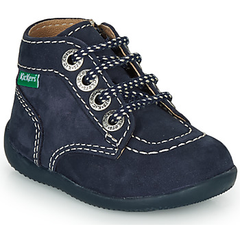 Chaussures Enfant Boots Kickers BONZIP-3 Marine