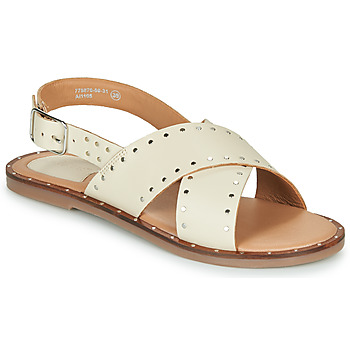 Chaussures Femme Sandales et Nu-pieds Kickers KICLA Beige