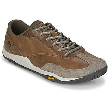 Chaussures Homme Baskets basses Merrell TRAIL GLOVE 5 LTR Marron