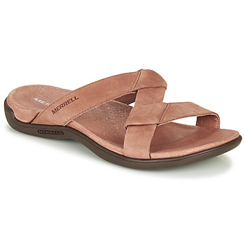 Chaussures Femme Mules Merrell DISTRICT KANOYA SLIDE Camel