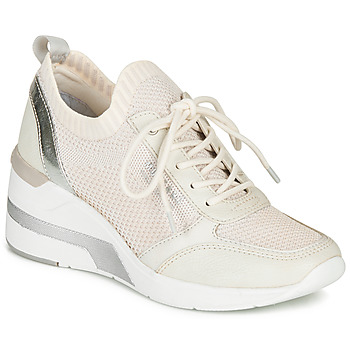Chaussures Femme Baskets basses Mustang 1303303-203 Blanc