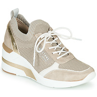 Chaussures Femme Baskets basses Mustang BLANCOT Beige