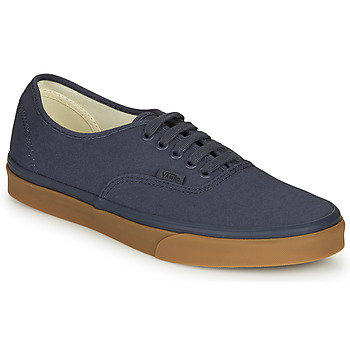 Chaussures Homme Baskets basses Vans AUTHENTIC Marine