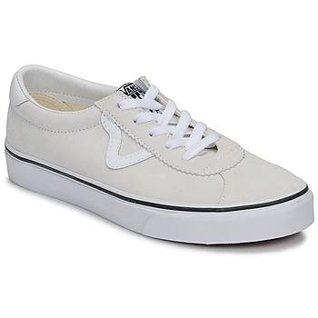 Chaussures Baskets basses Vans VANS SPORT Blanc