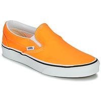 Chaussures Femme Slip ons Vans CLASSIC SLIP-ON NEON Orange