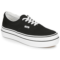 Chaussures Femme Baskets basses Vans SUPER COMFYCUSH ERA Noir