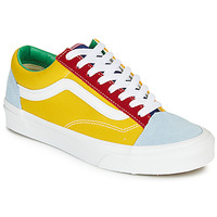 Chaussures Baskets basses Vans Style 36 Multicolore