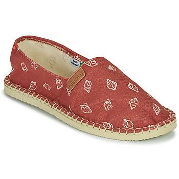 Chaussures Espadrilles Havaianas ORIGINE BEACH Rouge