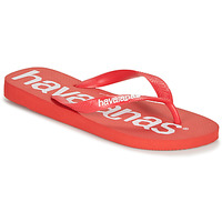 Chaussures Homme Tongs Havaianas TOP LOGOMANIA Rouge