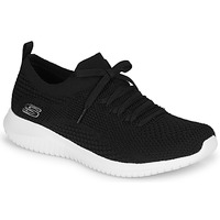 Chaussures Femme Fitness / Training Skechers ULTRA FLEX Black