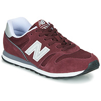 Chaussures Baskets basses New Balance 373 Burgundy