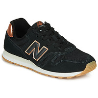 Chaussures Femme Baskets basses New Balance 373 Black