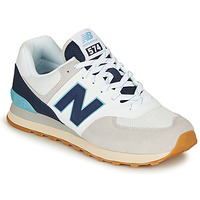 Chaussures Baskets basses New Balance 574 Grey / Navy