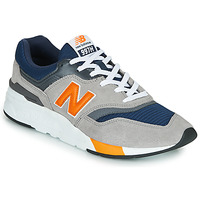 Chaussures Baskets basses New Balance 997 Navy / Grey / Orange