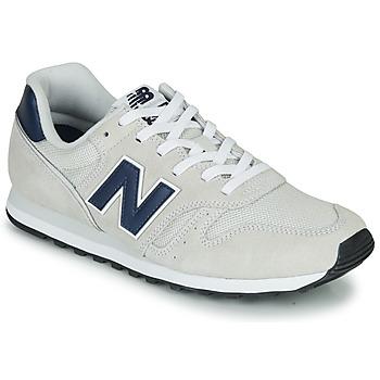 Chaussures Baskets basses New Balance 373 Beige / Marine