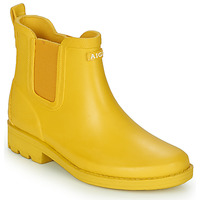 Chaussures Femme Bottines Aigle CARVILLE Jaune