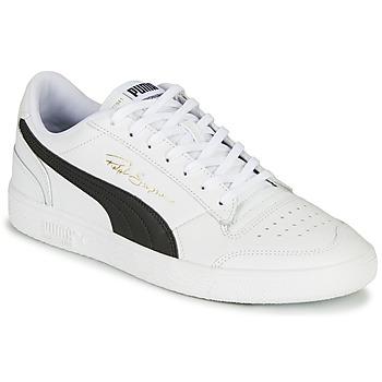 Chaussures Homme Baskets basses Puma RALPH SAMPSON Blanc / Noir