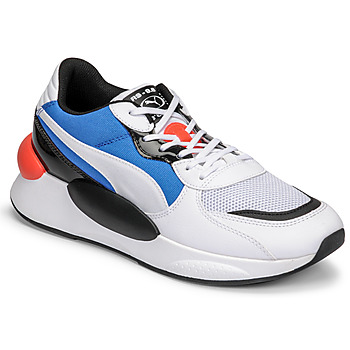 Chaussures Homme Baskets basses Puma RS 9.8 MERMAID Blanc / Noir / Bleu