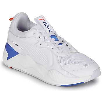 Chaussures Baskets basses Puma RS-X MASTER Blanc / Marine