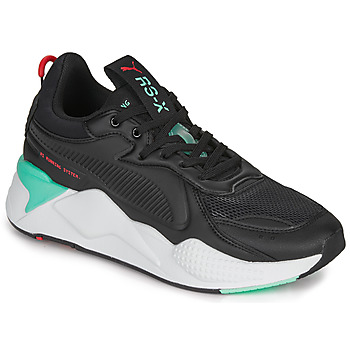 Chaussures Homme Baskets basses Puma RS-X Noir / White