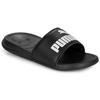Chaussures Claquettes Puma POPCAT Noir