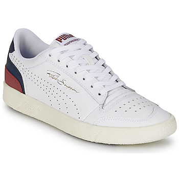 Chaussures Homme Baskets basses Puma RALPH SAMPSON Blanc / Marine / Bordeaux