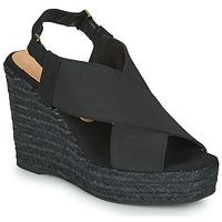 Chaussures Femme Sandales et Nu-pieds Castaner FEDERICA Noir