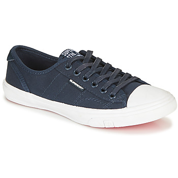 Chaussures Femme Baskets basses Superdry LOW PRO SNEAKER Marine