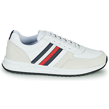 Baskets basses Tommy Hilfiger MODERN CORPORATE LEATHER RUNNER